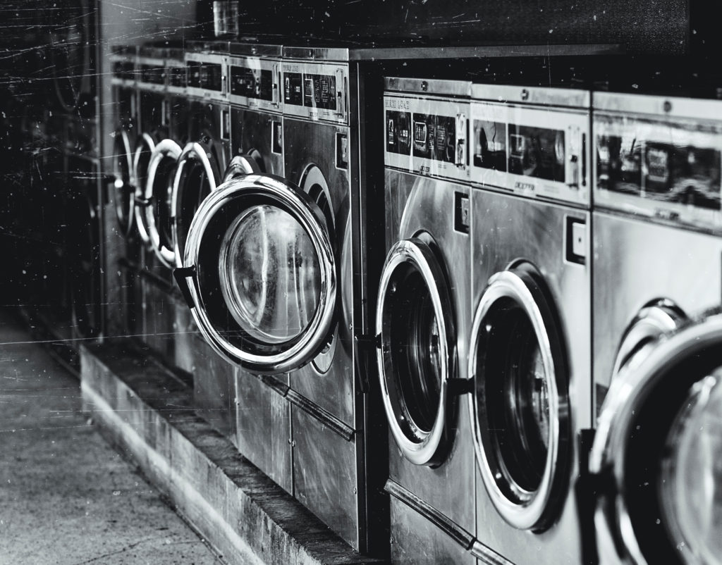 Handling Coin-Operated Laundry in Rental Properties