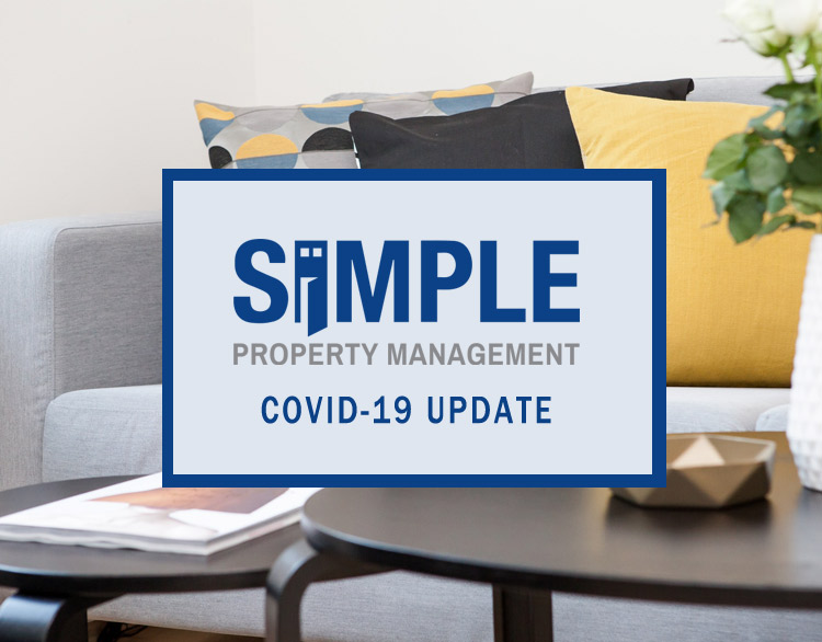 Simple Property Management in Grand Rapids COVID-19 Update